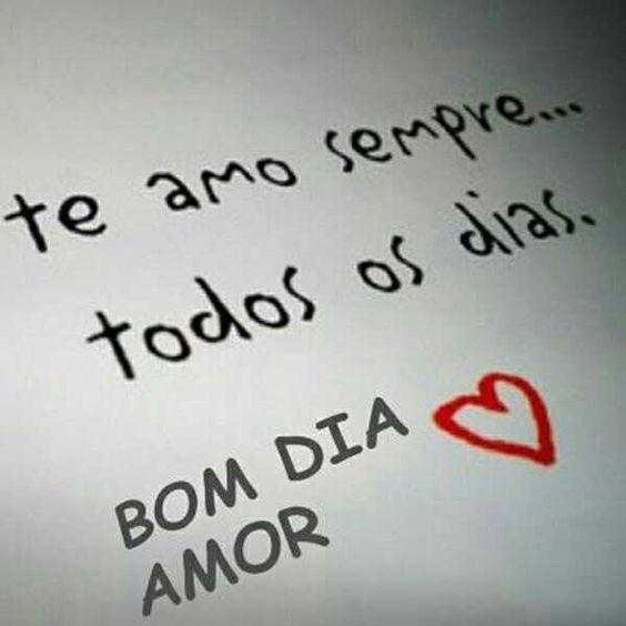 Bom dia amor (1)