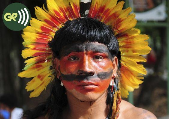 Adorable Native American | Indios brasileiros, Povos