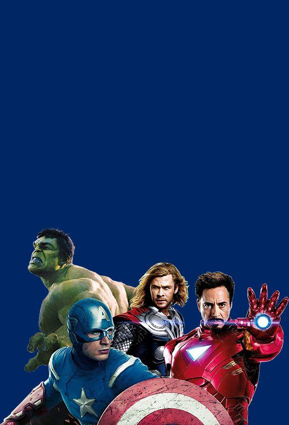 Imagens dos Vingadores